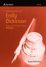 TOP NOTES SELECTED POEMS OF EMILY DICKINSON