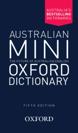 AUSTRALIAN MINI OXFORD DICTIONARY 5E