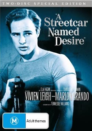 A STREETCAR NAMED DESIRE DVD