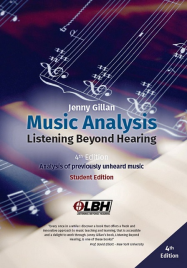 MUSIC ANALYSIS: LISTENING BEYOND HEARING STUDENT BOOK 4E