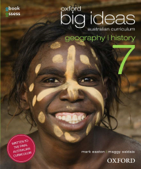 OXFORD BIG IDEAS GEOGRAPHY/HISTORY 7 AC STUDENT BOOK + OBOOK/ASSESS