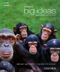 OXFORD BIG IDEAS SCIENCE 8: AC TEXTBOOK + OBOOK/ASSESS