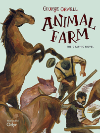 ANIMAL FARM (GRAPHIC NOVEL)