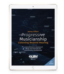 PROGRESSIVE MUSICIANSHIP: LISTENING BEYOND HEARING STUDENT EBOOK 2E