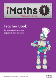 iMATHS TEACHER BOOK 1