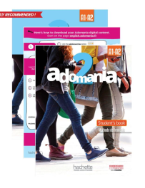 ADOMANIA 2/A1-A2 STUDENT PACK ENGLISH VERSION VALUE PACK (TEXTBOOK, WORKBOOK & EBOOK)