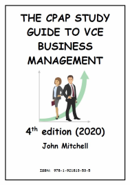THE CPAP STUDY GUIDE TO VCE BUSINESS MANAGEMENT 4E