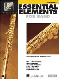 ESSENTIAL ELEMENTS FOR BAND: FLUTE BOOK 1