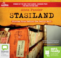 STASILAND: STORIES FROM BEHIND THE BERLIN WALL MP3 AUDIO CD