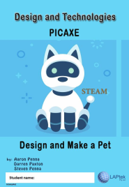 DESIGN & TECHNOLOGY AC/VIC: DESIGN AND MAKE A PET EBOOK (Restrictions apply to eBook, read product description)