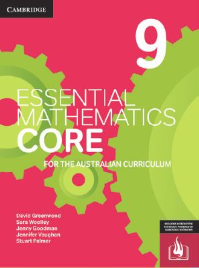 CAMBRIDGE ESSENTIAL MATHEMATICS CORE FOR THE AUSTRALIAN CURRICULUM YEAR 9 EBOOK 3E