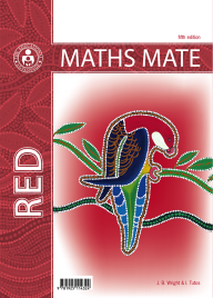 MATHS MATE 6 AC STUDENT PAD 5E (RED)