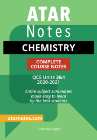ATAR NOTES QUEENSLAND (QCE): CHEMISTRY UNITS 3&4 COMPLETE COURSE NOTES