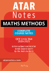 ATAR NOTES QUEENSLAND (QCE): MATHS METHODS UNITS 3&4 COMPLETE COURSE NOTES
