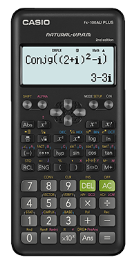CASIO FX100 PLUS II SCIENTIFIC CALCULATOR 2ND EDITION
