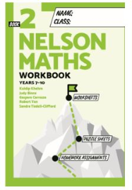 NELSON MATHS BOOK 2 STUDENT WORKBOOK
