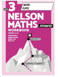 NELSON MATHS BOOK 3 ADVANCED STUDENT WORKBOOK