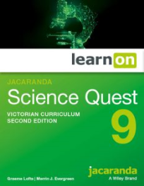JACARANDA SCIENCE QUEST 9 FOR VICTORIAN CURRICULUM LEARNON 2E EBOOK