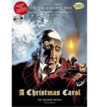 CLASSICAL COMICS TEACHER RESOURCE: A CHRISTMAS CAROL