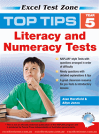 YEAR 5 TOP TIPS NAPLAN* - STYLE LITERACY AND NUMERACY TEST