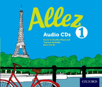 ALLEZ 1 AUDIO CD PACK