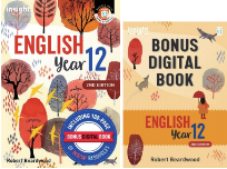 INSIGHT ENGLISH YEAR 12 STUDENT TEXTBOOK + EBOOK 2E (WITH BONUS DIGITAL BOOK)