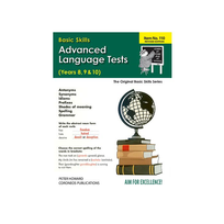 ADVANCED LANGUAGE TESTS YEARS 8 - 10