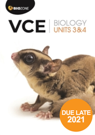 BIOLOGY FOR VCE UNITS 3&4 STUDENT WORKBOOK (BIOZONE) 2E