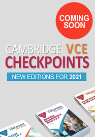CAMBRIDGE CHECKPOINTS VCE CHINESE REVOLUTION UNITS 3&4 2021-2023 + QUIZ ME MORE EBOOK