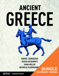ANCIENT GREECE VCE HISTORY UNITS 3&4 HTAV BUNDLE