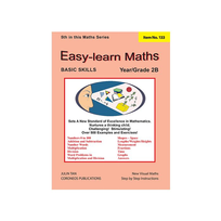 BASIC SKILLS EASY - LEARN MATHS 2B