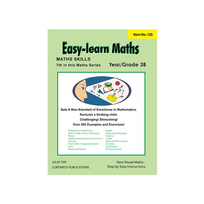BASIC SKILLS EASY - LEARN MATHS 3B