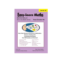 BASIC SKILLS EASY - LEARN MATHS 4A
