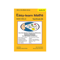 BASIC SKILLS EASY - LEARN MATHS 6A