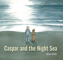 CASPER AND THE NIGHT SEA (HARDBACK)