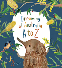 DREAMING OF AUSTRALIA A TO Z (PAPERBACK)