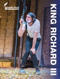 CAMBRIDGE SCHOOL SHAKESPEARE KING RICHARD III