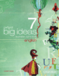 OXFORD BIG IDEAS ENGLISH 7 AC TEXTBOOK + OBOOK