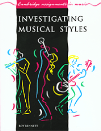 INVESTIGATING MUSIC STYLES