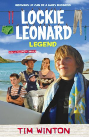 LOCKIE LEONARD, LEGEND