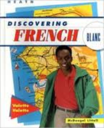 DISCOVERING FRENCH BLANC