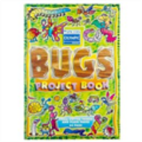 64 PAGE BUGS PROJECT BOOK 24MM 240 X 335MM