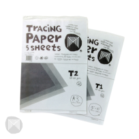 "TRACING PAPER SHEETS T1 15x10"" PACK 6"