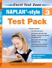 YEAR 3 NAPLAN* - STYLE TEST PACKS