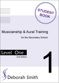 MUSICIANSHIP & AURAL TRAINING LEVEL 1