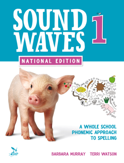 SOUNDWAVES BOOK 1 NATIONAL EDITION