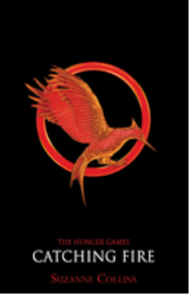 THE HUNGER GAMES BOOK 2 CATCHING FIRE