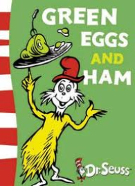 GREEN EGGS AND HAMS