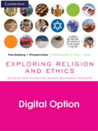 EXPLORING RELIGION AND ETHICS - RELIGION AND ETHICS FOR SENIOR SECONDARY STUDENT EBOOK