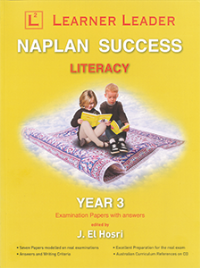 NAPLAN SUCCESS YEAR 3 LITERACY